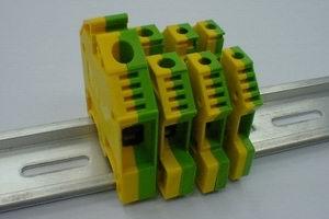 TF-G series terminal blocks, TF-G2.5~TF-G35