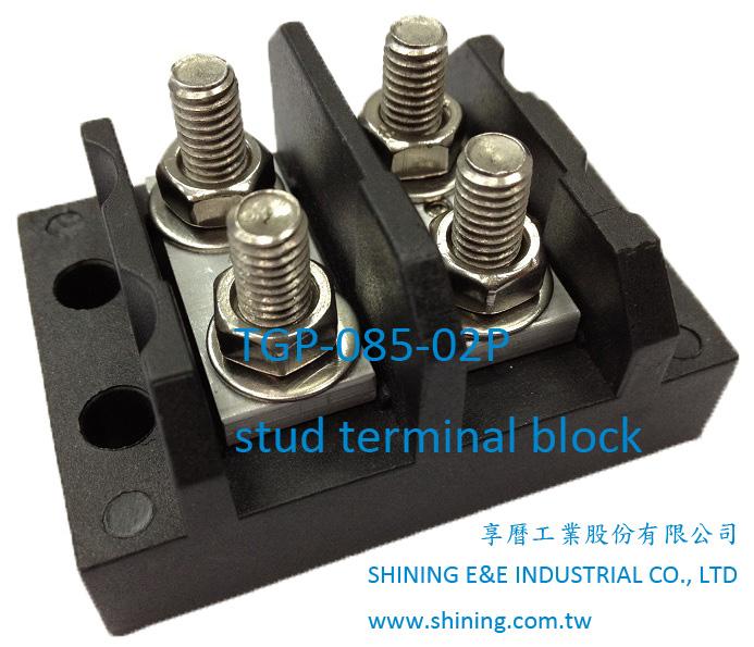 TGP-085-02O stud termianl block