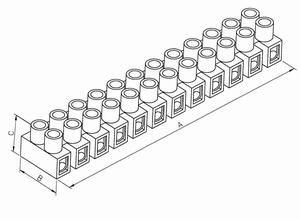 Shining TU-H series Euro Terminal Blocks
